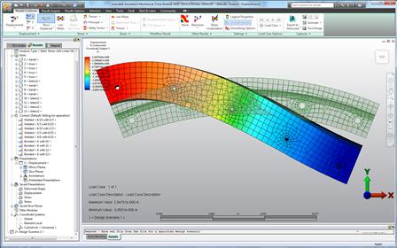 Моделируем преднапряжение бетонной оболочки АЭС - 1