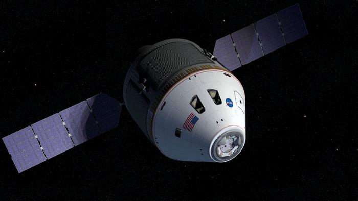 На космическом корабле Orion используется процессор 12-летней давности - 1