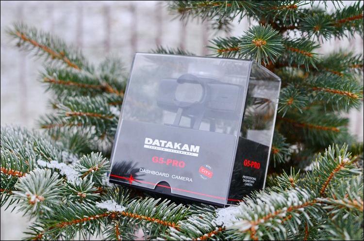 Обзор Datakam G5-City Pro-BF: регистратор будущего от русских инженеров-оборонщиков - 1