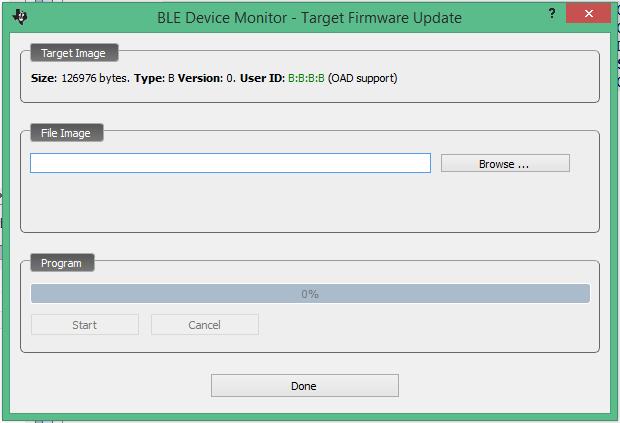 BLE стек от TI. Разработка пользовательских приложений - 6