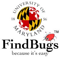Контроль диапазонов целых чисел в FindBugs - 1