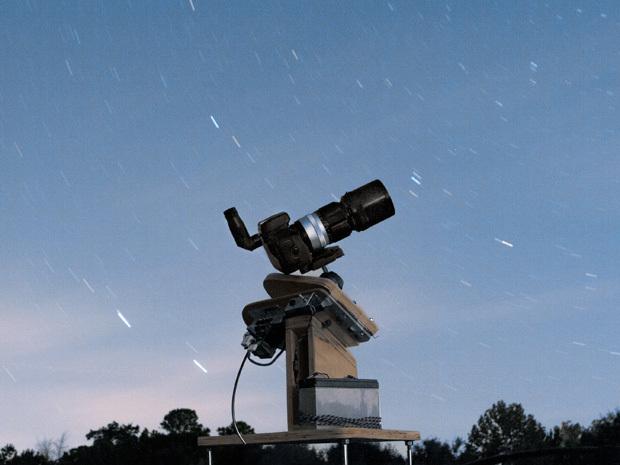 Поиск планет с помощью цифровой камеры - 1