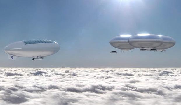 NASA предлагает осваивать атмосферу Венеры прежде поверхности Марса - 1