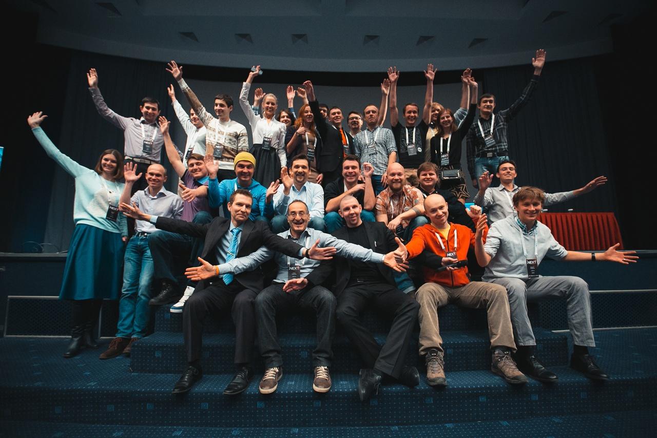 .NEXT в Москве: как петербургская .NET-конференция покоряла столицу - 1