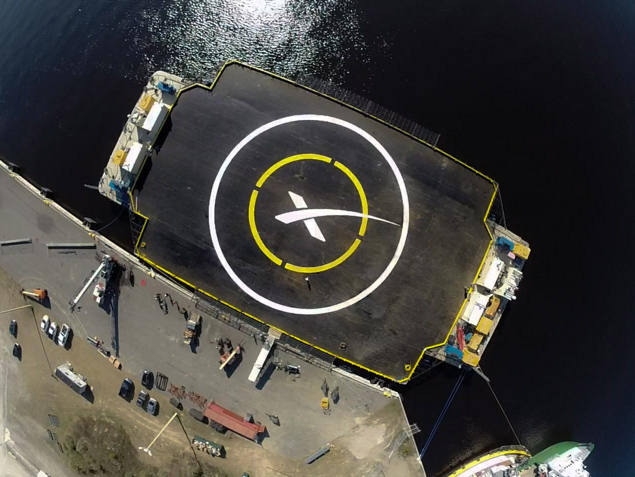 Платформа SpaceX