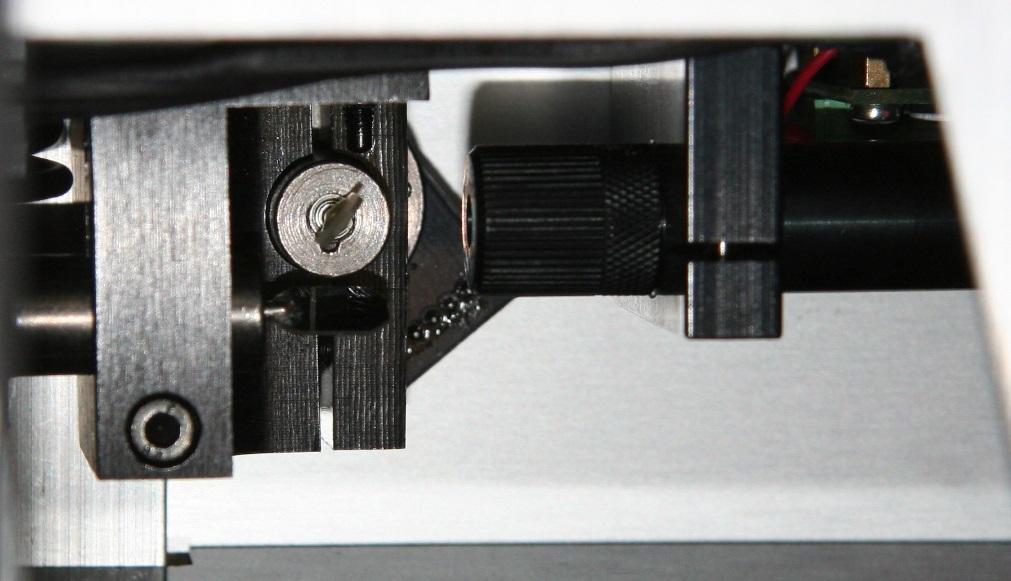 URANUS: первый работающий настольный SLA (стереолитографический) принтер - 14
