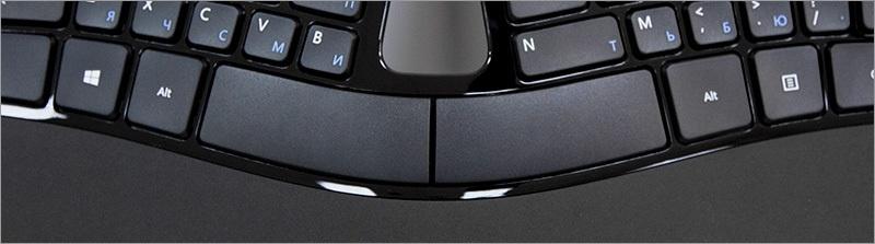 Обзор комплекта Microsoft Sculpt Ergonomic Desktop - 9