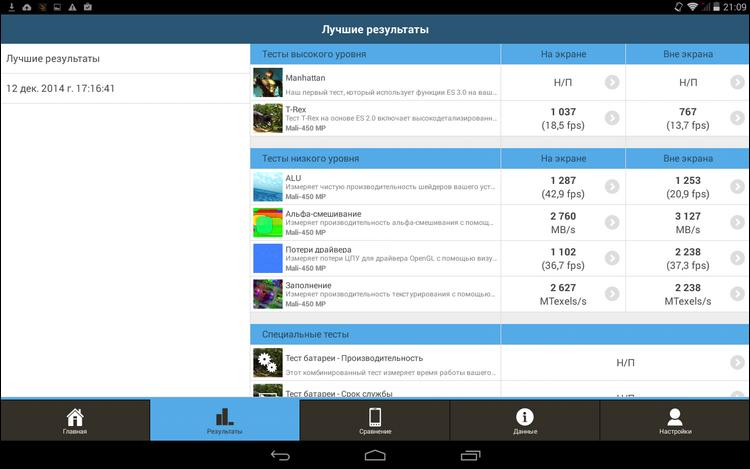 Первые впечатления от первого «термоядерного» планшета на чипсете MediaTek MT8392 - 12