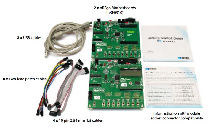 BLE от Nordic Semiconductor. Начало работы со стеком с применением чипа nRF51822 - 4