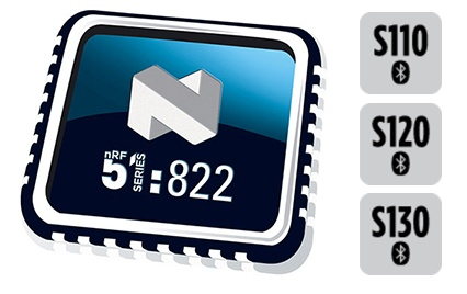 BLE от Nordic Semiconductor. Начало работы со стеком с применением чипа nRF51822 - 1