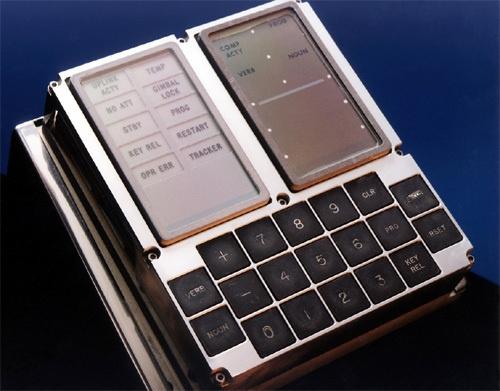 Эмулятор компьютера «Аполлона» Moonjs - 1