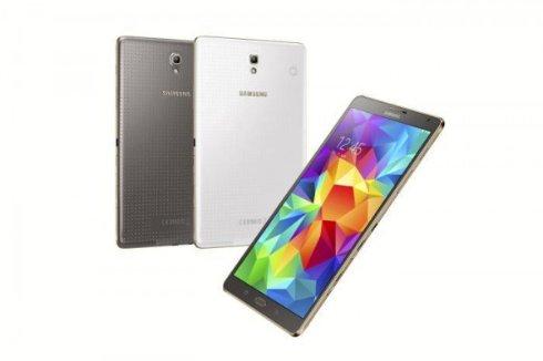 Galaxy Tab S 8.4 возглавил рейтинг самых «живучих» планшетов