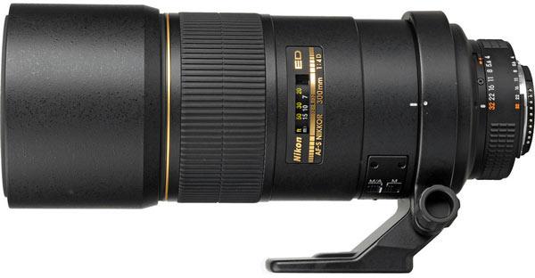 Nikon AF-S 300mm f/4D IF-ED