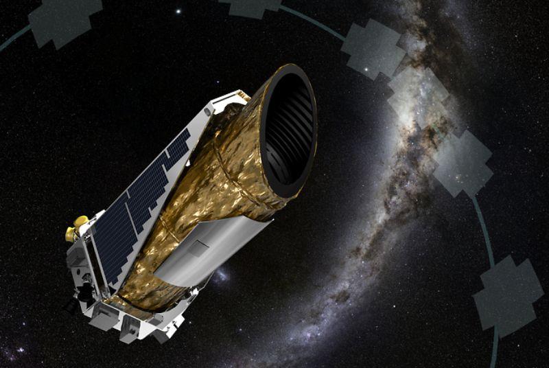 Космический телескоп Kepler снова работает и открывает экзопланеты - 1