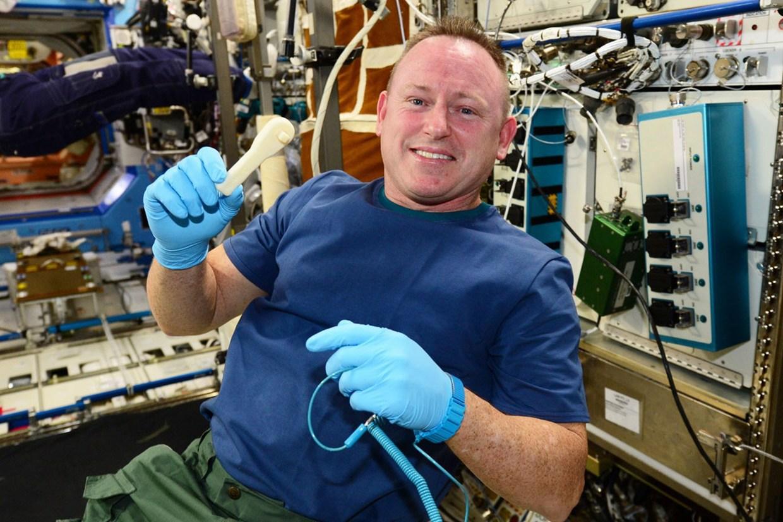 Будущее здесь: астронавту нужен гаечный ключ, НАСА высылает модель для его печати - 1