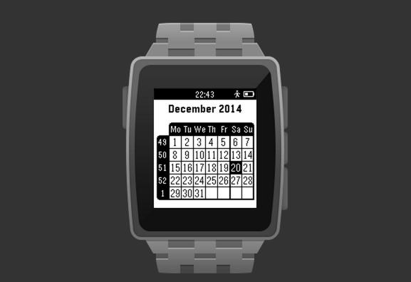 Субъективные ощущения после месяца использования Pebble Watch - 6