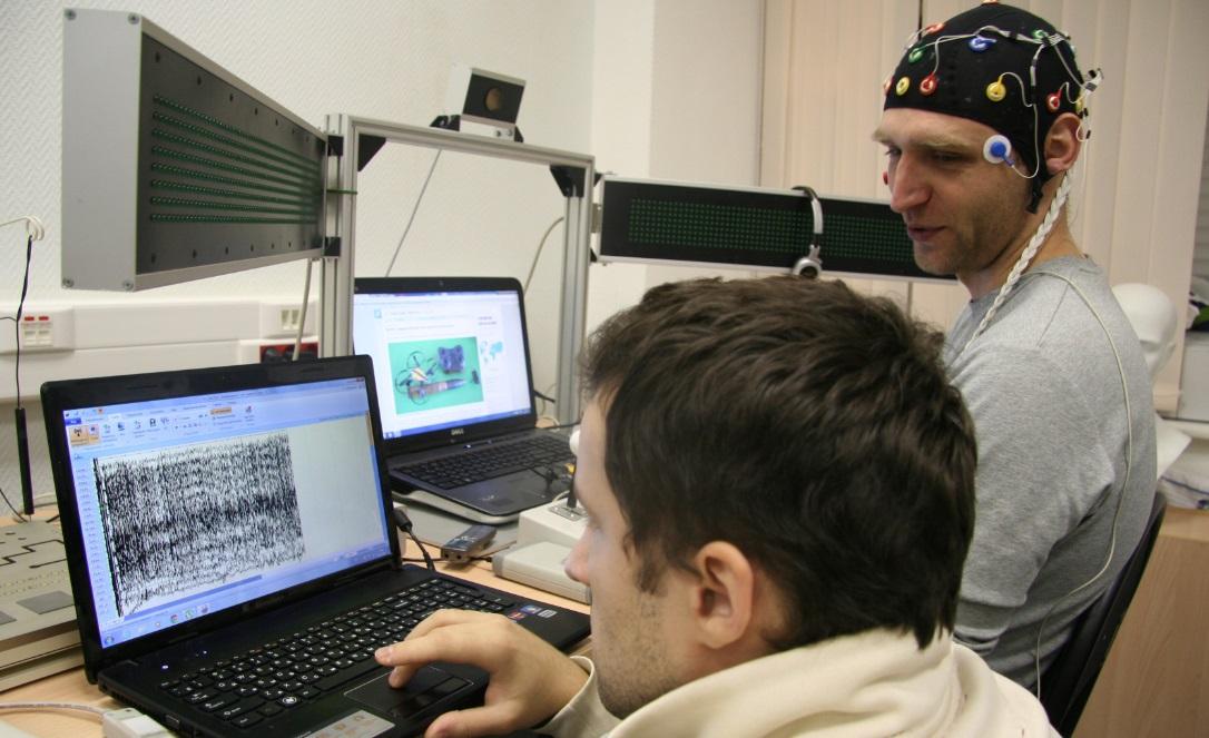 Боевые квадрокоптеры, лаборатория психофизиологии и тренировка мозга - 11