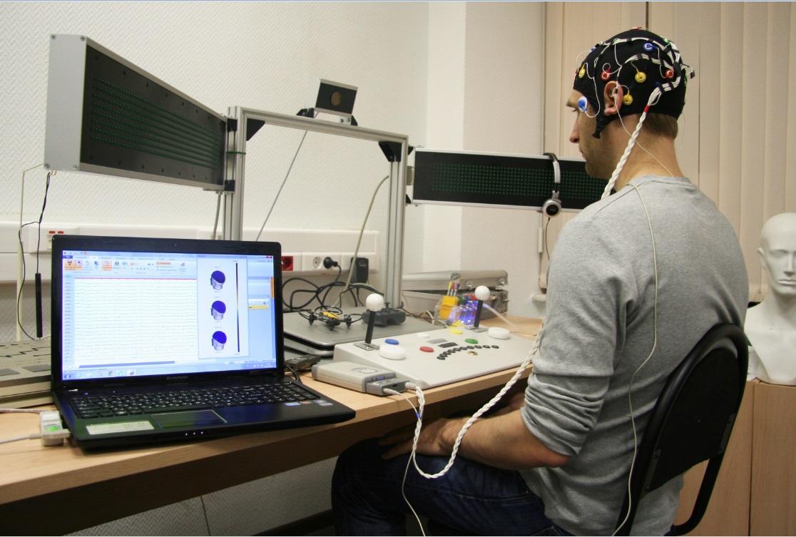 Боевые квадрокоптеры, лаборатория психофизиологии и тренировка мозга - 12