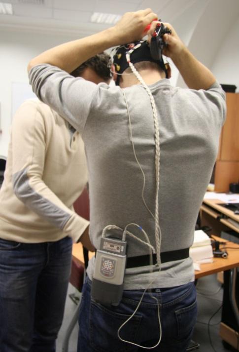 Боевые квадрокоптеры, лаборатория психофизиологии и тренировка мозга - 18