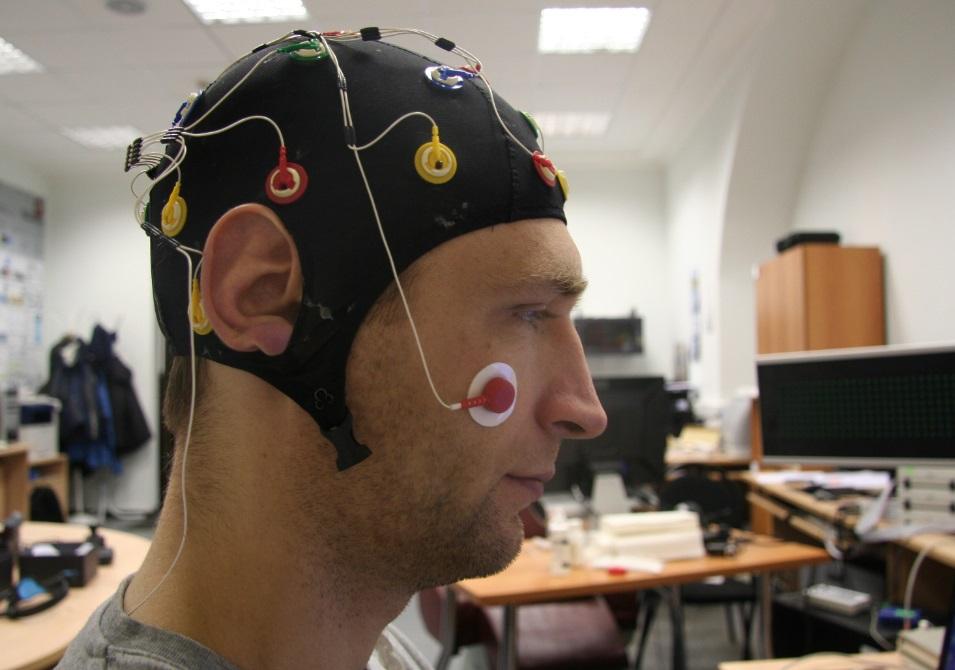 Боевые квадрокоптеры, лаборатория психофизиологии и тренировка мозга - 5
