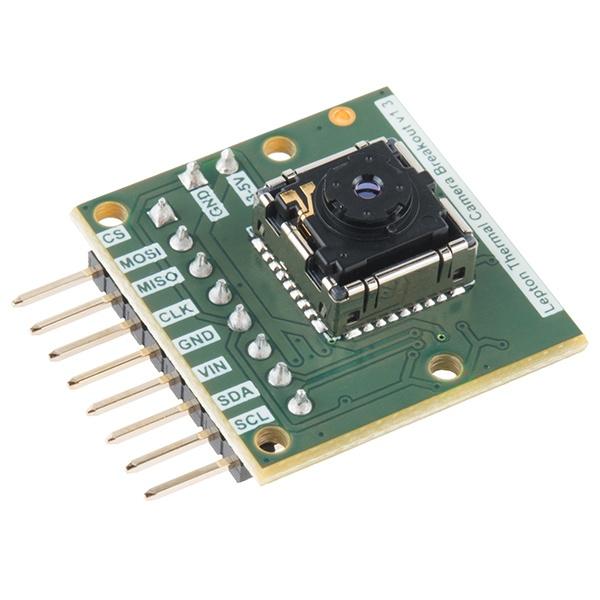 Инфракрасная камера для Arduino - Raspberry PI за $350 - 1