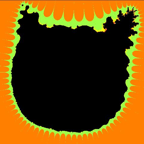 Ёжик во фрактальном тумане - 14