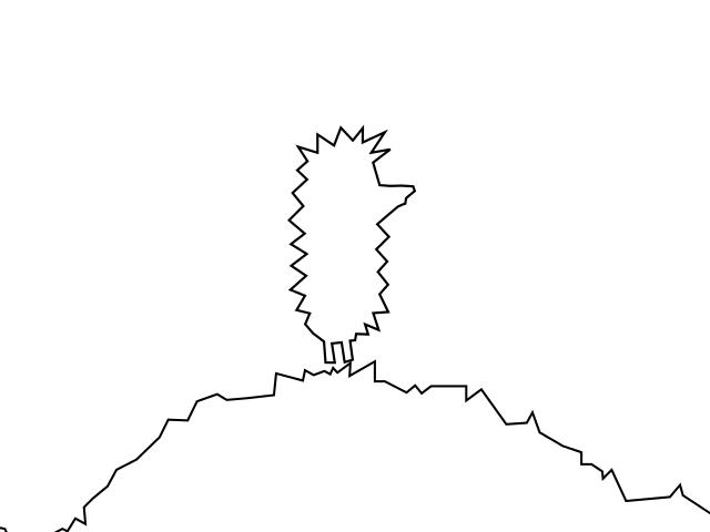 Ёжик во фрактальном тумане - 9