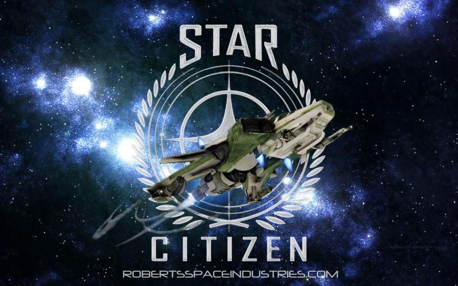 Новый тизер к краудфандинговой космической игрушке Star Citizen - 1