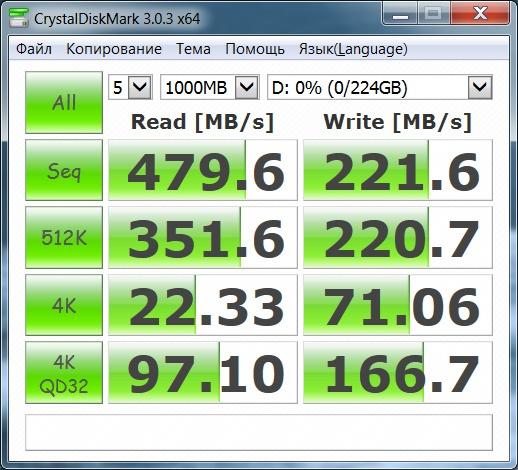 О поиске недорогой замены престарелому SSD - 10