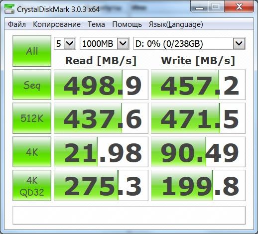 О поиске недорогой замены престарелому SSD - 12