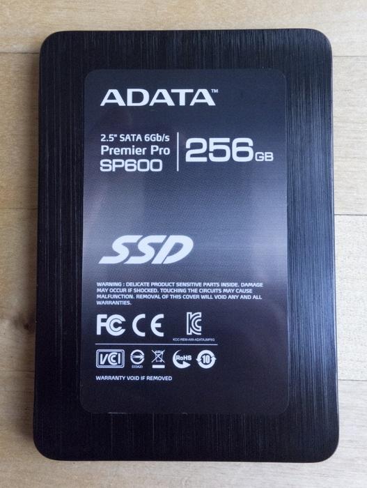 О поиске недорогой замены престарелому SSD - 4