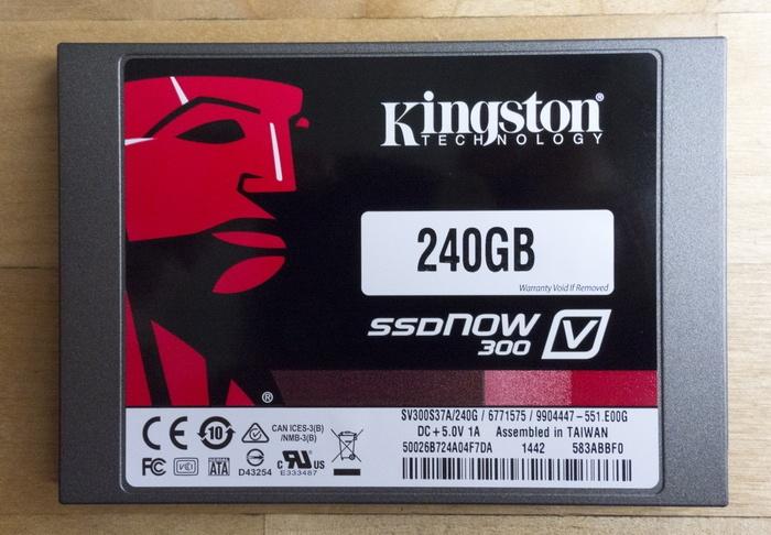 О поиске недорогой замены престарелому SSD - 5