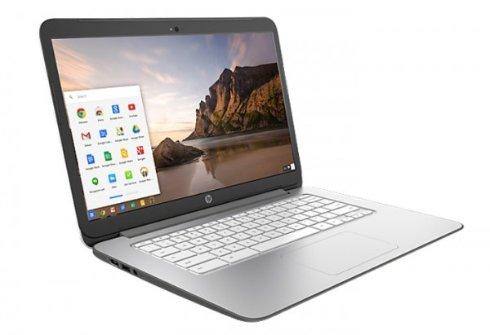 Представлен сенсорный Chromebook 14 x050nr Touch от HP