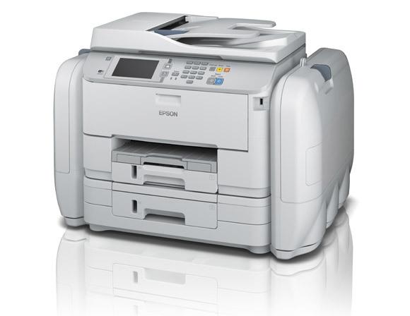 Epson RIPS – печать без картриджей для большого офиса - 5