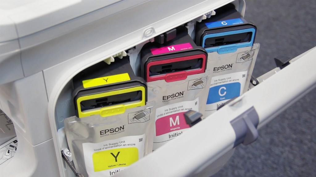 Epson RIPS – печать без картриджей для большого офиса - 1