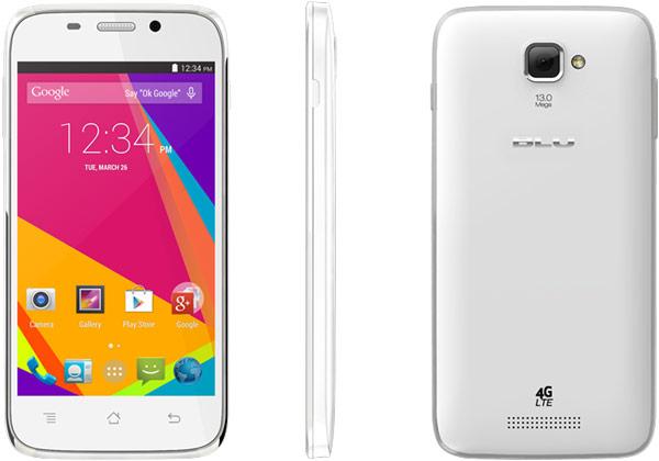 Смартфоны Blu Studio 6.0 LTE, Studio 5.0 HD LTE и Studio Mini LTE продаются без привязки к оператору