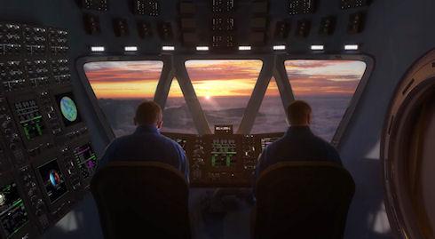 В NASA предлагают построить Облачный город на Венере