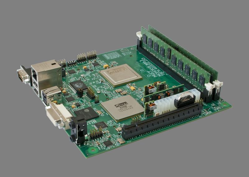МЦСТ будет выпускать материнскую плату и операционную систему для процессора «Эльбрус-2СМ» - 1