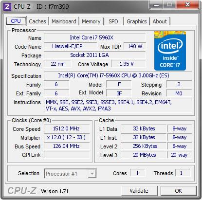 Мировой рекорд установлен с использованием системной платы MSI X99S SLI Plus