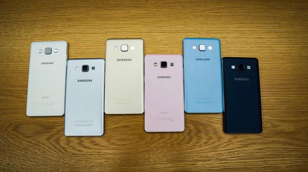 Samsung Galaxy A5 Alpha