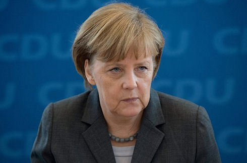 Вирус шпион атаковал ноутбук помощника канцлера Германии