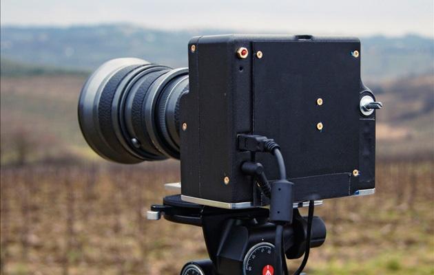 Камера на 143 мегапиксела из сканера - 1