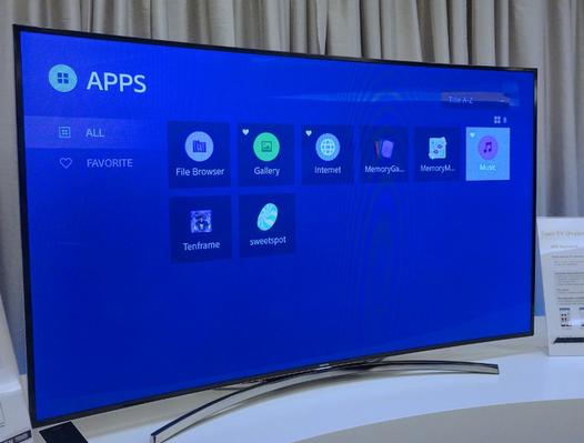 Samsung Tizen телевизоры