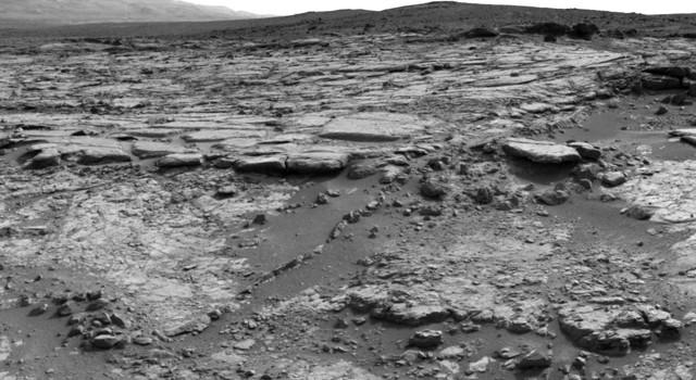 «Высыхание» Марса происходило дольше, чем считалось ранее - 1