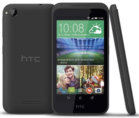 HTC анонсировала недорогой смартфон Desire 320