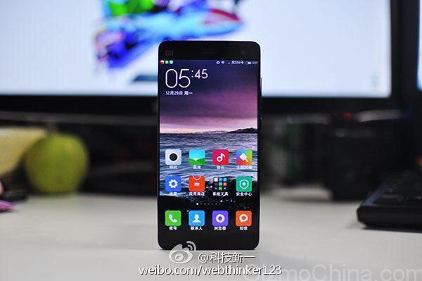 Возможно, именно так будет выглядеть Xiaomi Mi 5