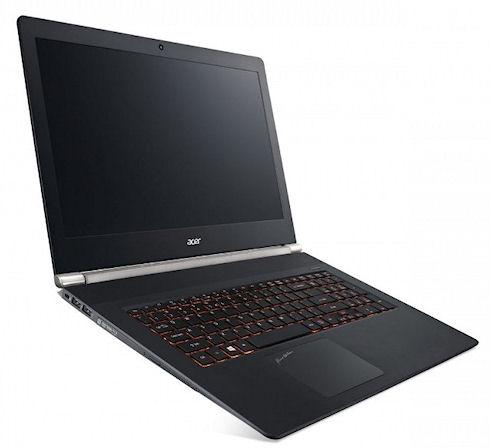Acer снабдит игровые ноутбуки 3 D технологиями