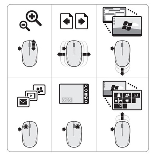Клавиатура KP400 Switchable Keyboard и мышь Pro Fit Wired Windows 8 Mouse представлены в Лас-Вегасе