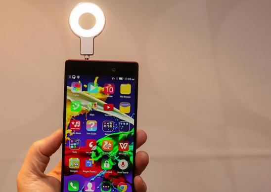 Lenovo Vibe Band VB10 Vibe Xtension Selfie Flash