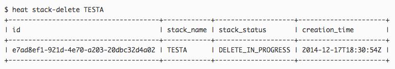Искусство виртуального дирижирования OpenStack: работа с Heat - 6